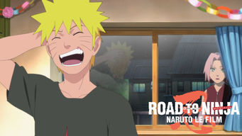 Is Naruto Shippuden: Road to Ninja (2012) on Netflix Belgium