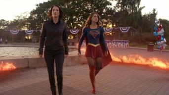 Supergirl: Season 2: Welcome to Earth