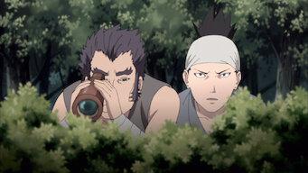 Episode 11: シカマル秘伝 闇の黙(しじま)に浮ぶ雲「暗雲(あんうん)」(710話)