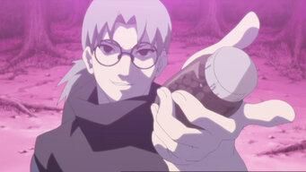 Episode 21: Counterattack of the Curse Mark