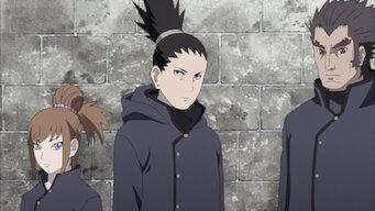 Episode 12: シカマル秘伝 闇の黙(しじま)に浮ぶ雲「闇雲(やみくも)」(711話)