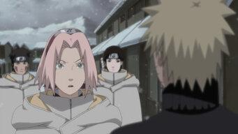 Episode 16: Sakura's Resolve