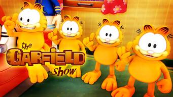 Is The Garfield Show Season 4 2008 On Netflix Usa