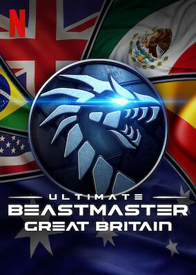 Ultimate Beastmaster Great Britain